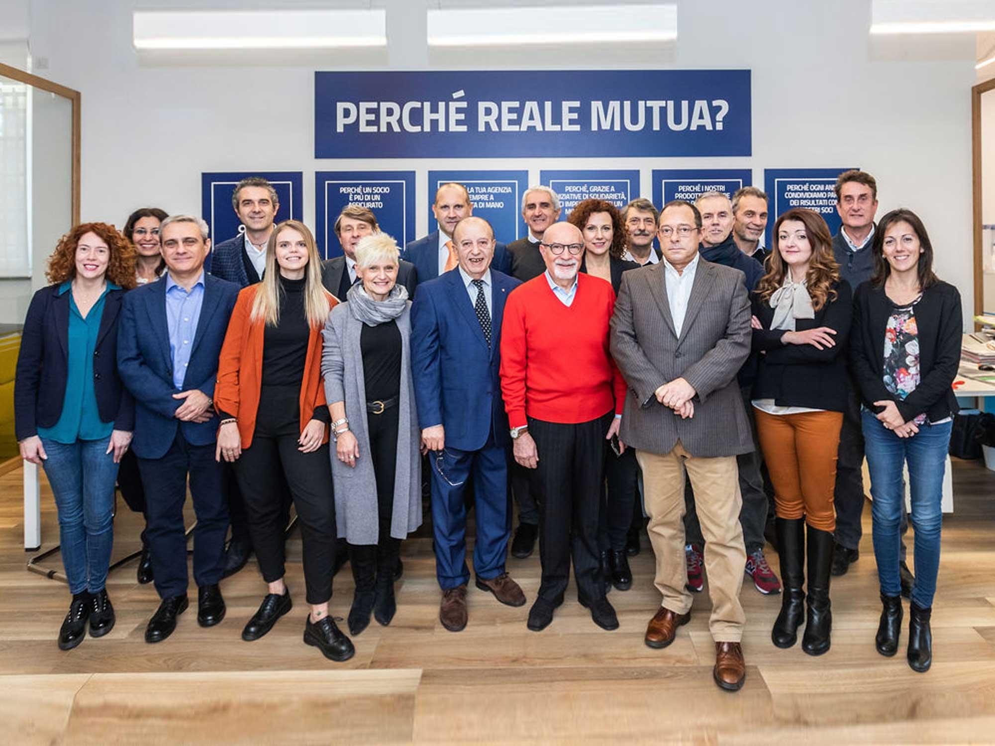 Reale Mutua Torino Santa Rita - Team
